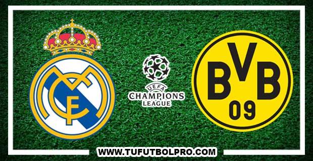 Ver Real Madrid vs Borussia Dortmund EN VIVO Por Internet Hoy 7 de Diciembre 2016