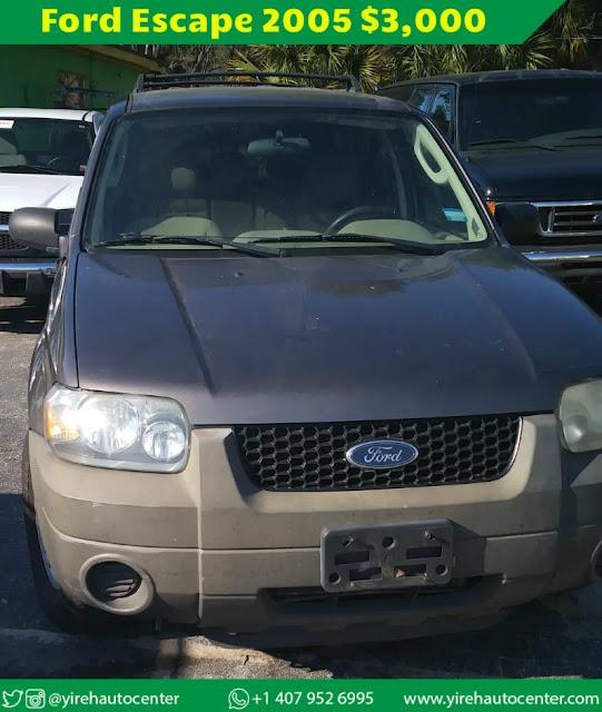 Ford Escape 2005 - Yireh Auto Center