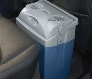 araç içi buzdolabı