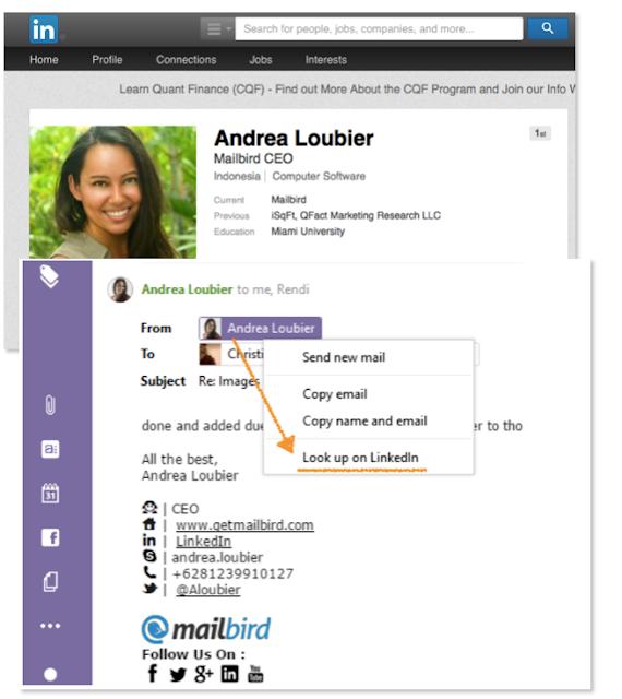Woow KEREN !! Mailbird 2.0, aplikasi juara Start Up Asia nikmati sosmed dan email di satu tempat, ASLI Buatan Anak Bangsa