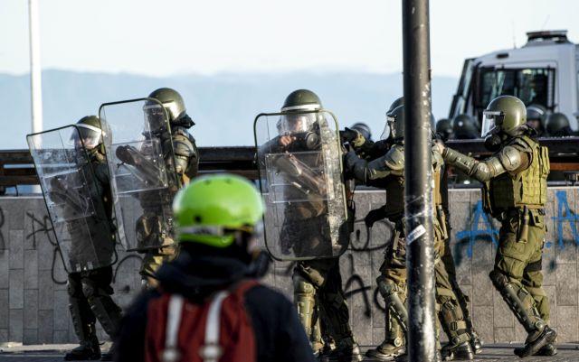 Reportaje de Observadores y Defensores de los Derechos Humanos en Puerto Montt