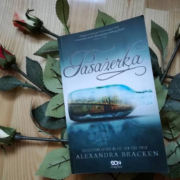 Pasażerka - Alexandra Bracken