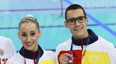 NATACIÓN SINCRONIZADA - Campeonato de Europa 2016 (Londres, Reino Unido): pleno ruso de oros con el permiso de Ucrania y España sumó 3 bronces