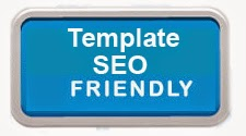 cara mengganti template seo friendly