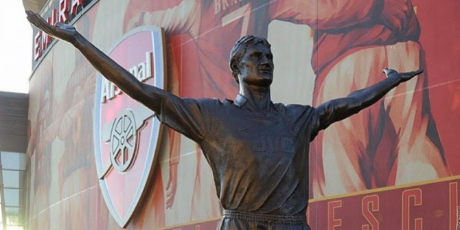 Tony Adams (Emirates Stadium)