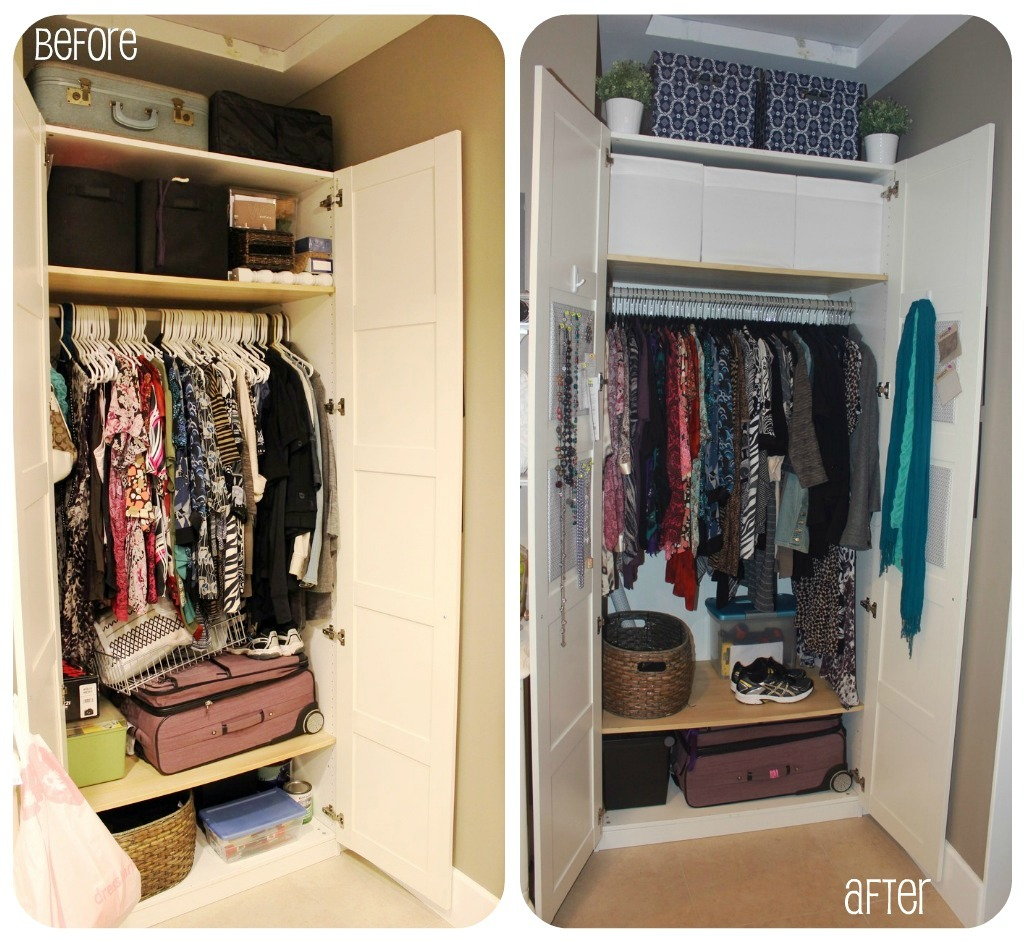 Suite Revival Closet Makeover