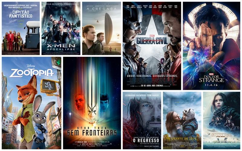 Blog Literário Filme O Melhor De Mim: UNIVERSO DOS LEITORES: Meus Filmes Favoritos De 2016