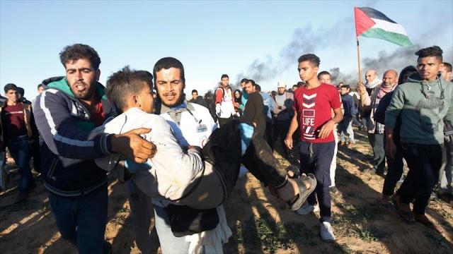 ONU: Israel viola derecho internacional y mata a niños palestinos