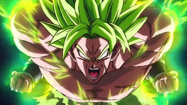 "Dragon Ball Super: Broly- Tráiler ""final"""