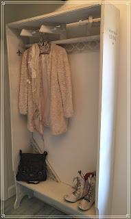 Vintage-Garderobe