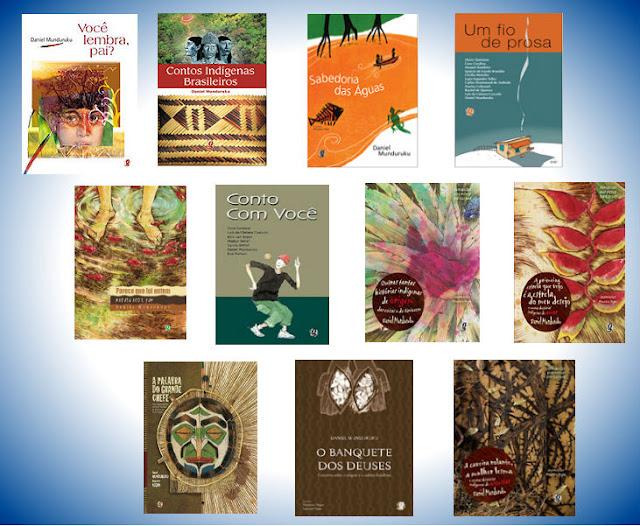 Cultura Indígena - Livros - Daniel Munduruku -10
