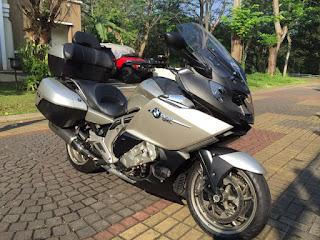 JURAGAN MOGE BEKAS Jual BMW K 1600 GTL tahun 2011 - JAKARTA