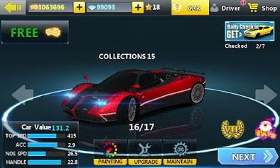 City Racing 3D mod apk game