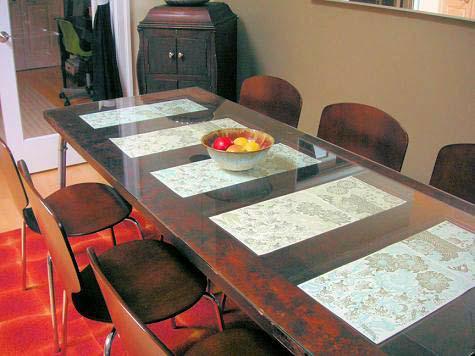 Unique Kitchen Tables Ideas