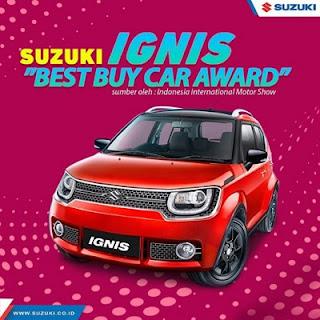 suzuki Ignis design price
