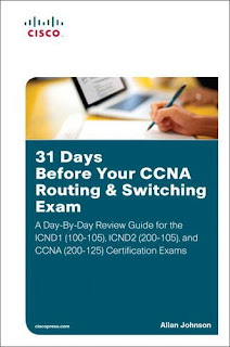 Best CCNA Books, 31 Days