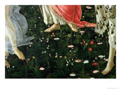 Arte Torreherberos Comentario De La Primavera De Sandro Botticelli