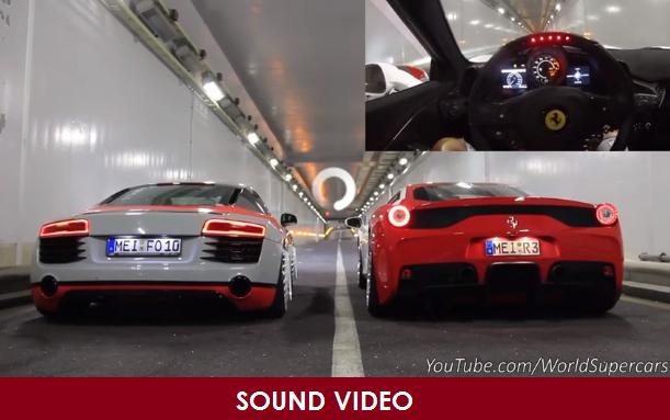 SOUND VIDEO: Απίστευτος ήχος, επικά dream cars.  Απολαύστε το auto-moto show στο βίντεο που ακολουθεί: