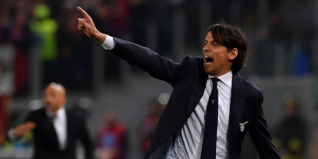 SBOBETASIA - Inzaghi Resmi Tangani Lazio Tiga Musim Lagi