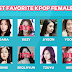 [Closed] The Most Favorite Kpop Female Visual (Round 3)