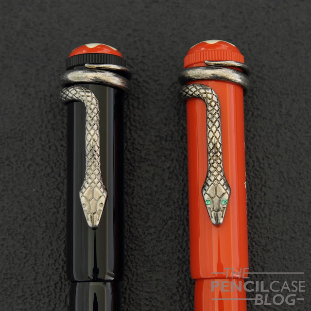 Montblanc Heritage Rouge et Noir fountain pen review