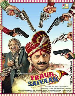 Fraud Saiyaan First Look Poster 2