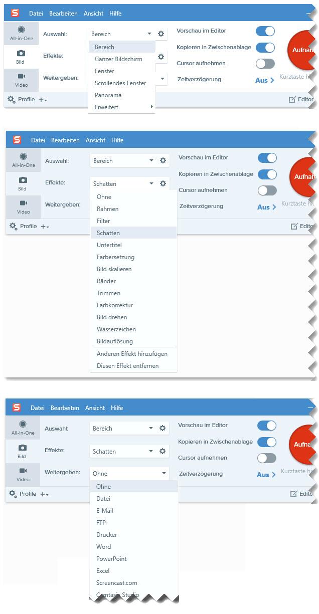 Snagit: Testbericht über professionelle Screenshot Software
