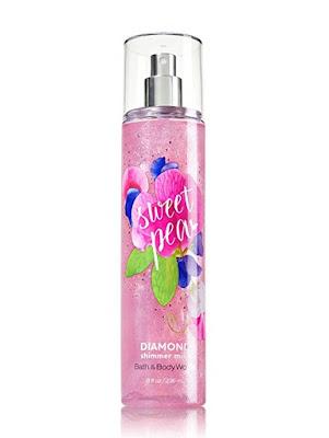 girls body spray