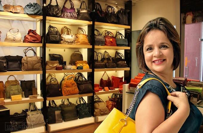 How Nina Lekhi bagged success with 'Baggit'!