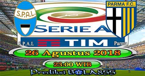 Prediksi Bola855 Spal vs Parma 26 Agustus 2018