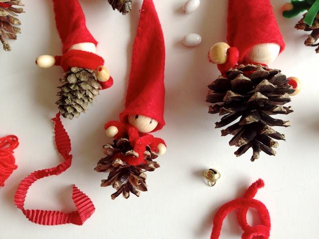 schaeresteipapier weihnachtsbastelei elfen mit. Black Bedroom Furniture Sets. Home Design Ideas