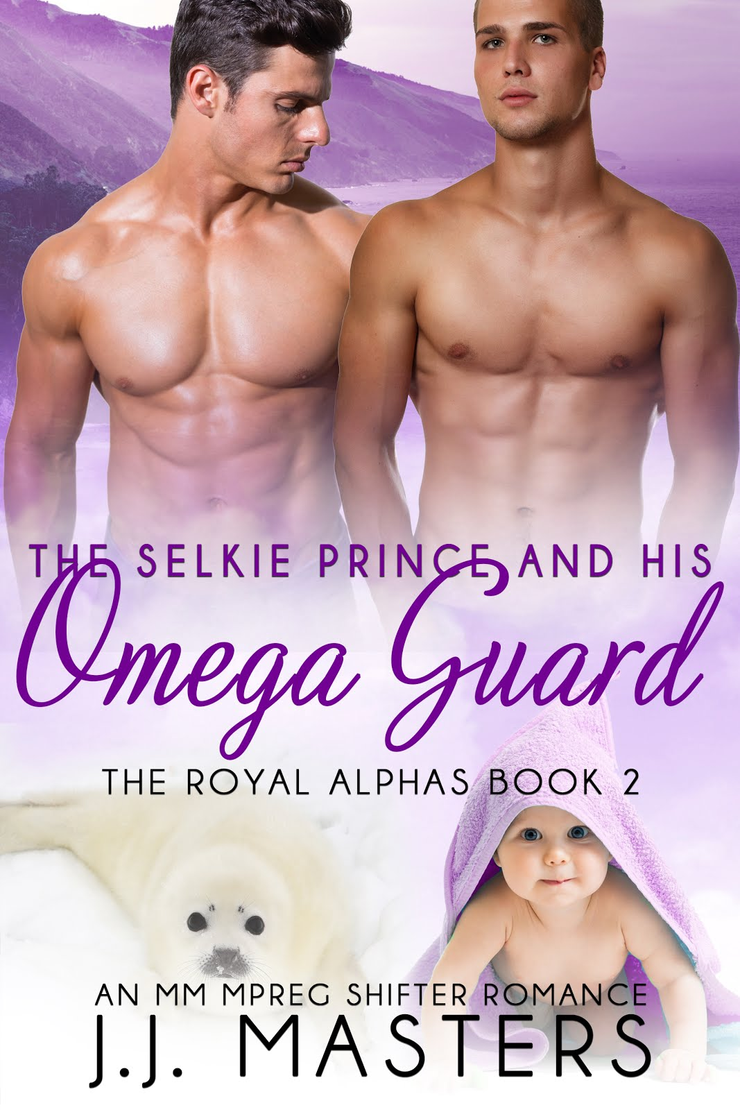 The Selkie Prince & His Omega Guard