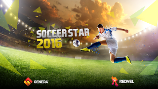 Download Game Soccer Star 2017 World Legend Apk v3.2.16 Mod (Unlimited Money)