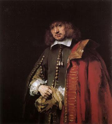 Jan Six, schilderij door Rembrandt