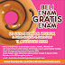 Beli 6 Gratis 6 Donut - Promo Dunkin Donuts Di Gerai Hayam Wuruk