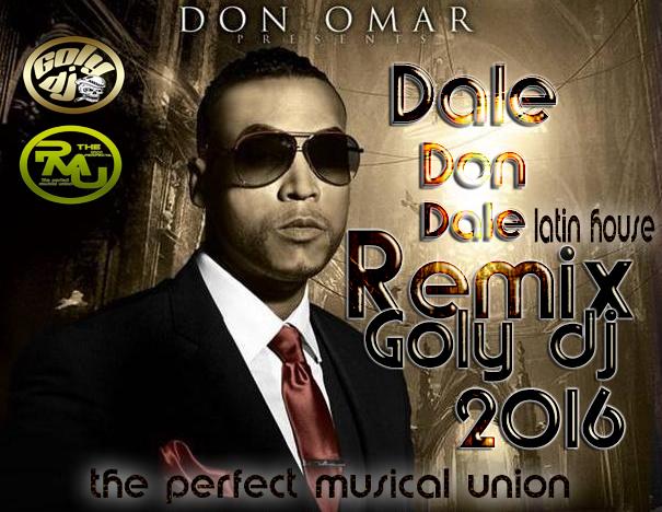 Don Omar - Dale Don Dale Remix Lyrics | MetroLyrics