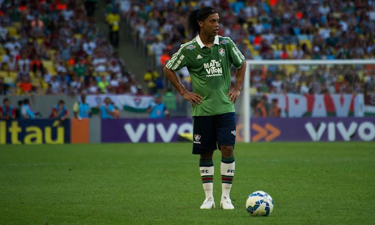 b0dd8b29e No AdsExclusive ContentCustomize Content MixExclusive Vouchers. Ronaldinho  previously wore the bold Green Strike Nike Tiempo Legend ...