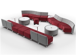 Modular Lounge Seating