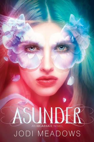 Asunder book cover