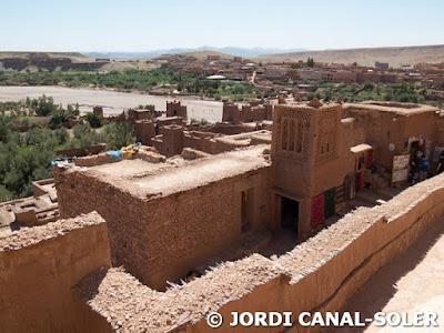 Casas en Ait Ben Haddou