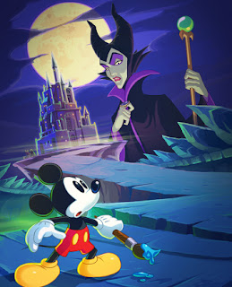 Disney Epic Mickey Power of Illusion 3DS Gdrive