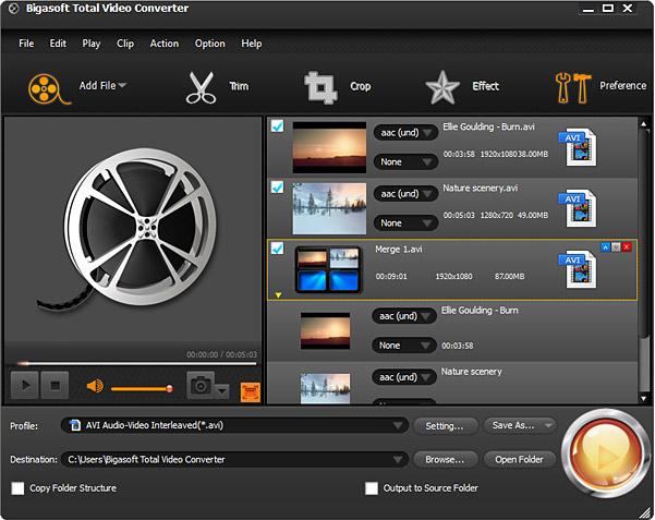 DAV Converter: Chuyển đổi file .DAV sang AVI, MP4, WMV, MP3 để chơi trên PC / Mac