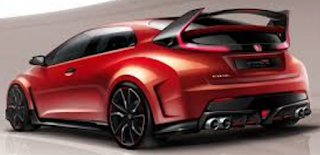 Honda Gives First Glimpse of the Civic: Type R Concept