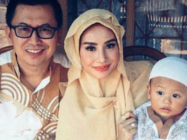 Curhatan dan Sindiran Shinta Bachir untuk Sang Suami saat Lebaran