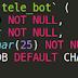 Kumpulan lengkap query SQL beserta fungsinya