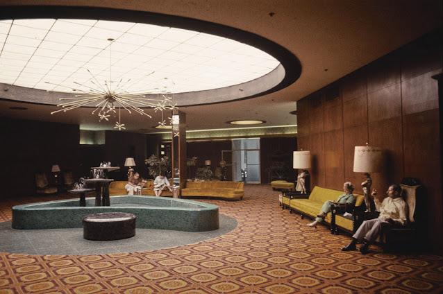Nevele Grande - VIntage Lobby