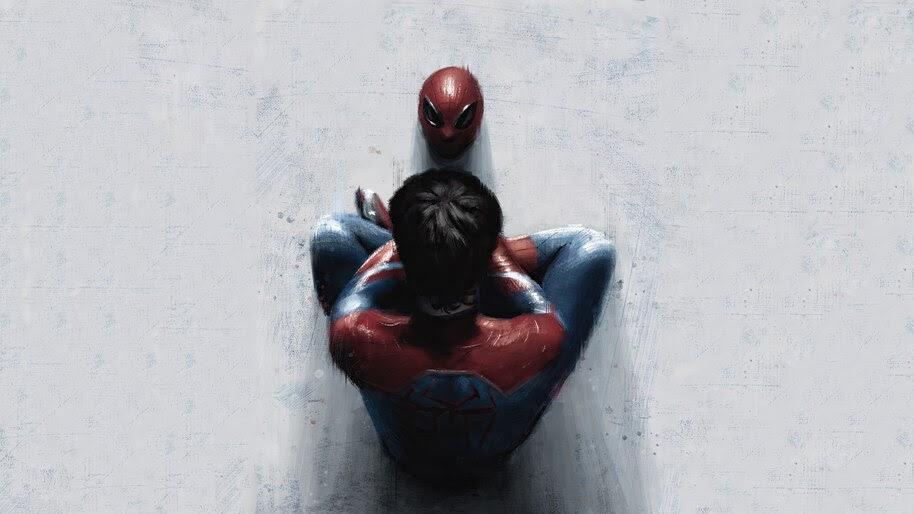 Spide-Man, Peter Parker, 4K, #6.2444