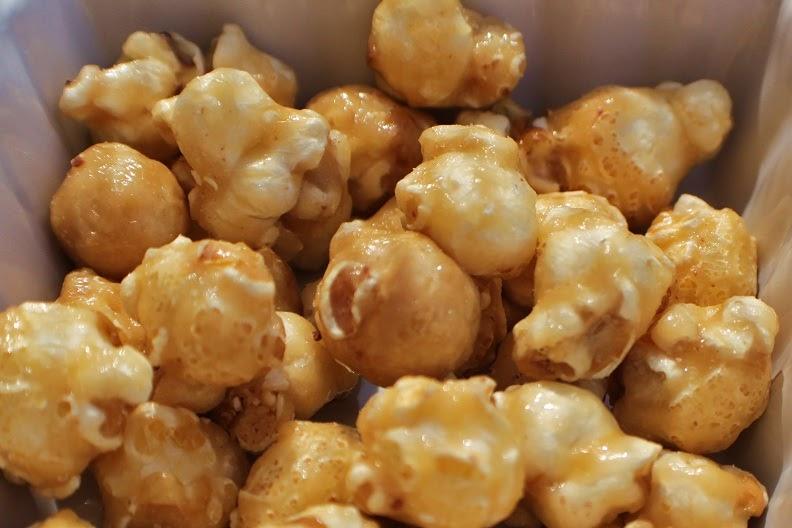 What S Cookin Italian Style Cuisine Baked Caramel Corn