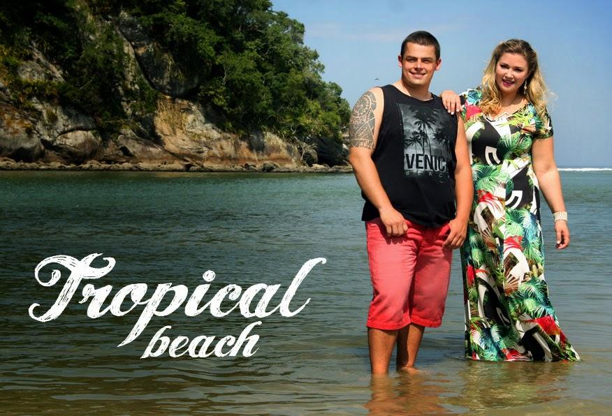 5c4eda624 A Kauê lançou a coleção Tropical Beach, inspirada no estilo de vida e na  natureza dos trópicos. Com foco na fauna e flora exuberante dos países  tropicais, ...