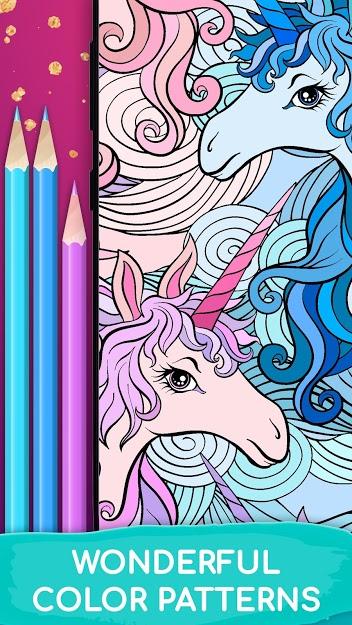Livro de Colorir Premium - colorir por números MOD Desbloqueado 2021 v 3.9.10